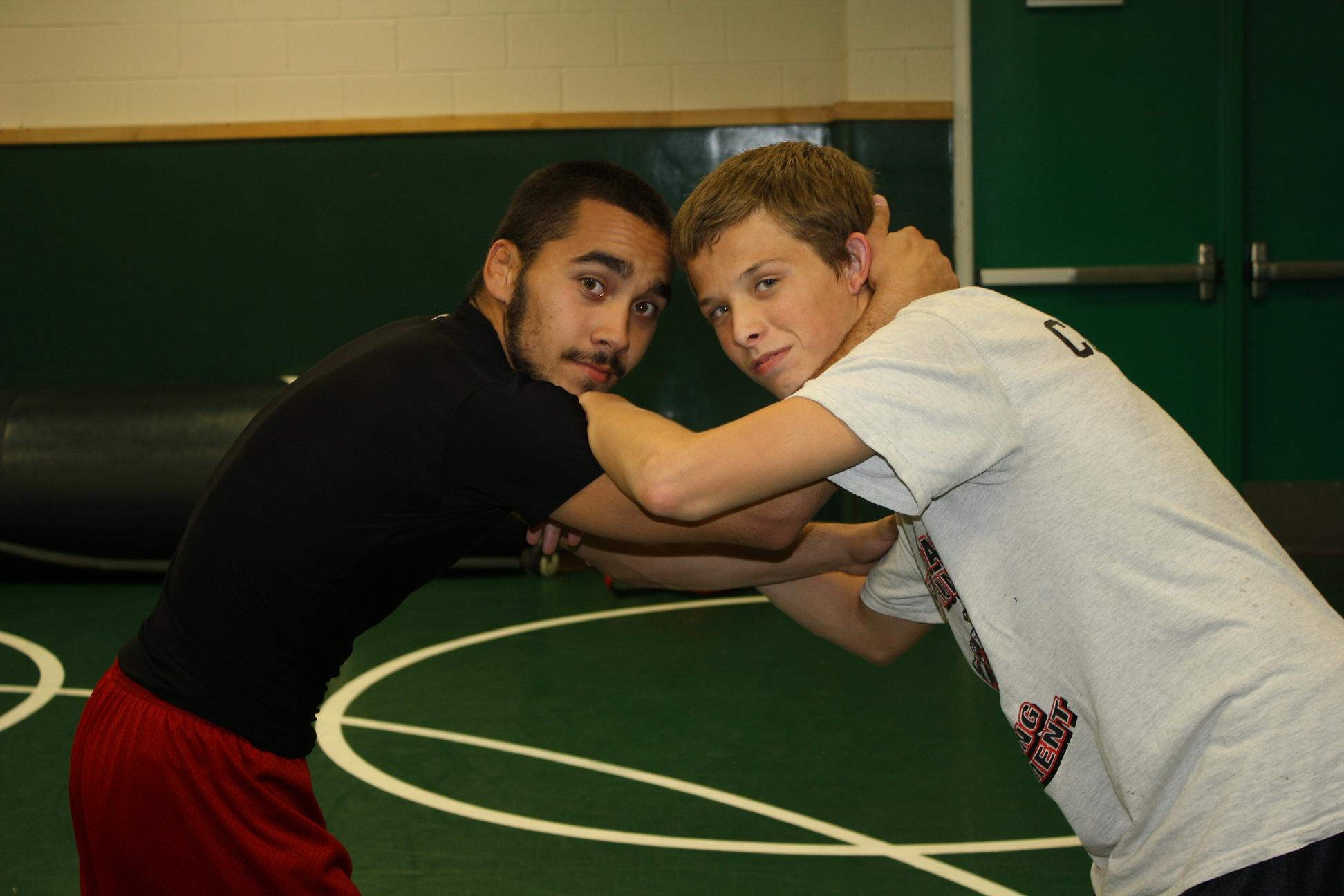Baird and Dominguez on a mission to repeat as state champions