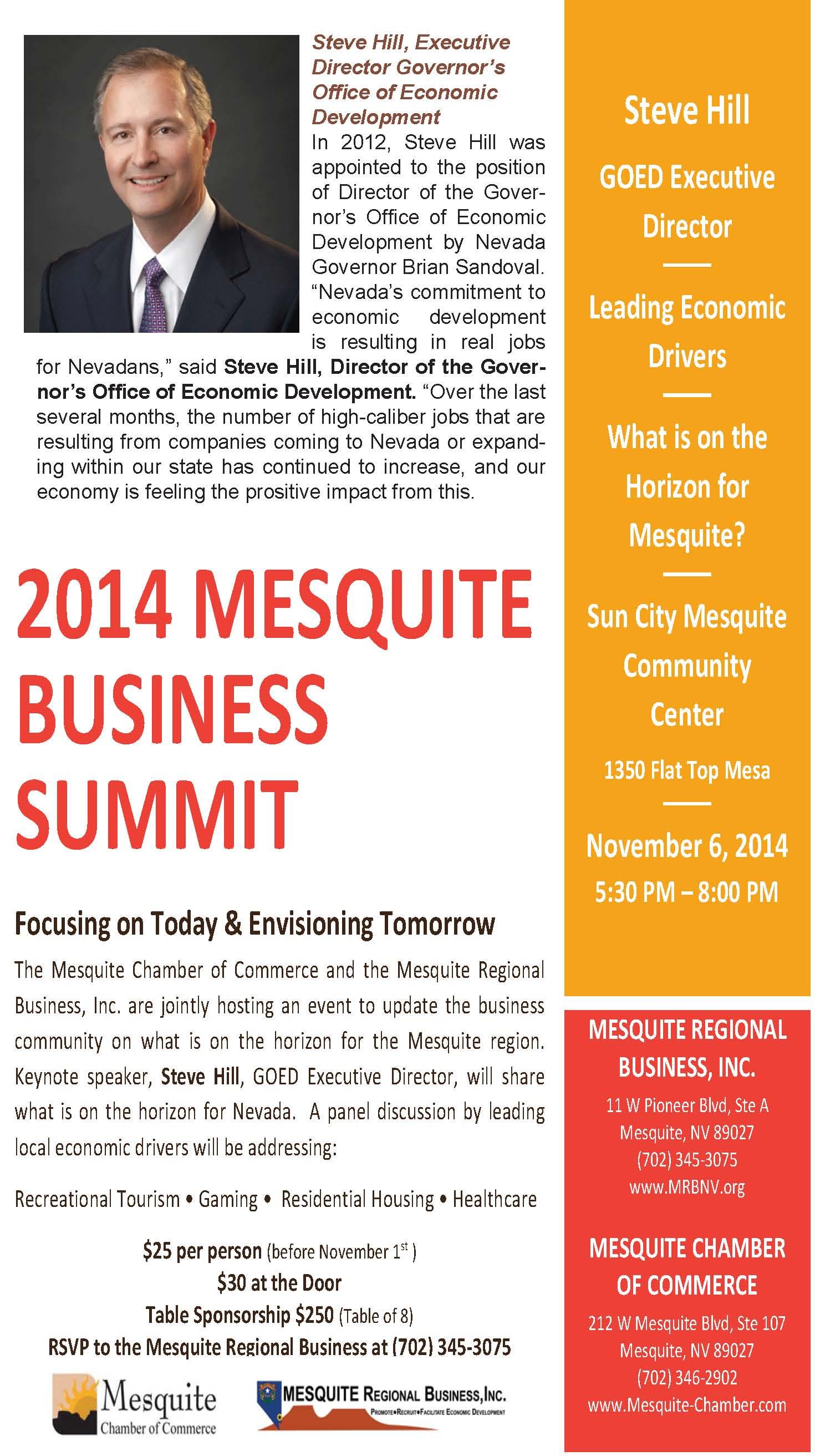 MRBI Business Summit filling up fast