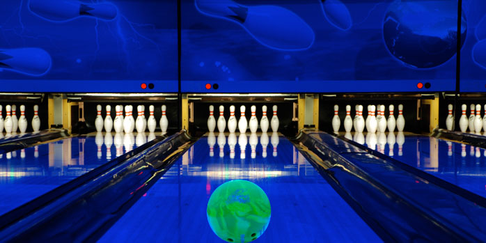 Bowling League Standings 10/21/16