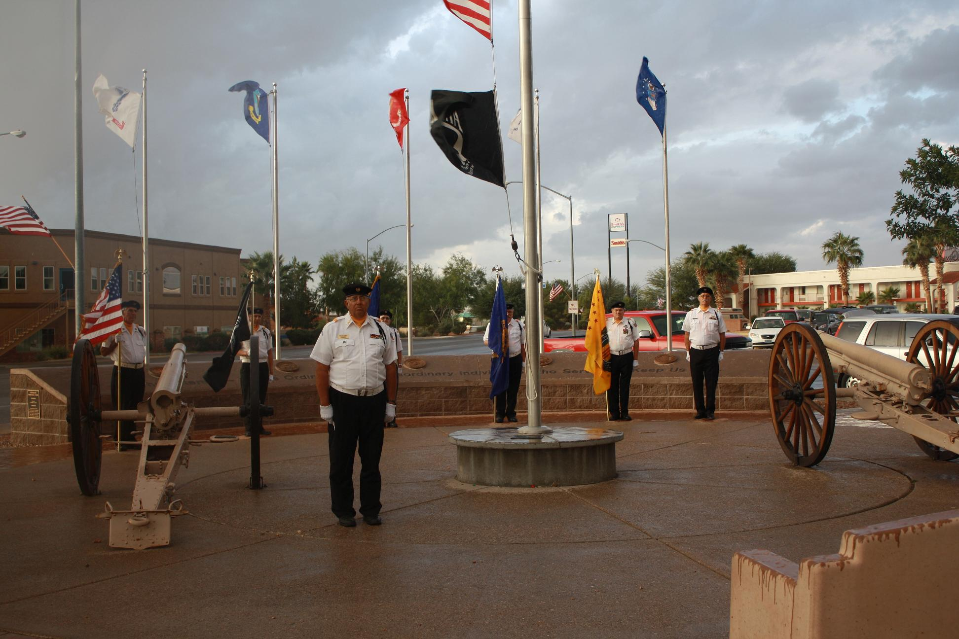 Memorial Day Services May 29