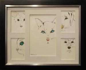 web Rita Fulmers Animal Friends is an Honorable Mention winner