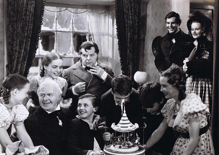 "June Lockhart Remembers ""A Christmas Carol"""