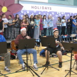 Happy Holidays Concert Program at Beaver Dam Elementary School