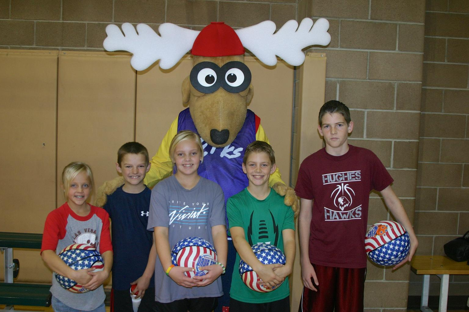 Elks release winners for Hoop Shoot
