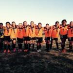 FC Mesquite Crush U11 Girls Soccer team crowned Dixie Invitational Champions