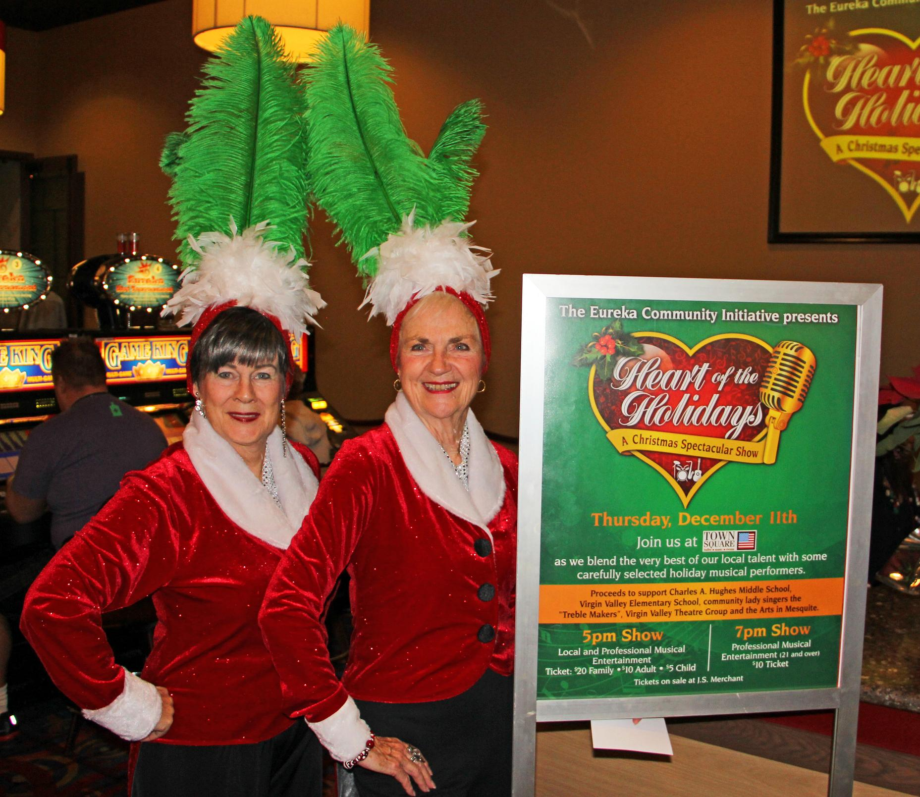 Eureka Community Initiative spices up the holidays