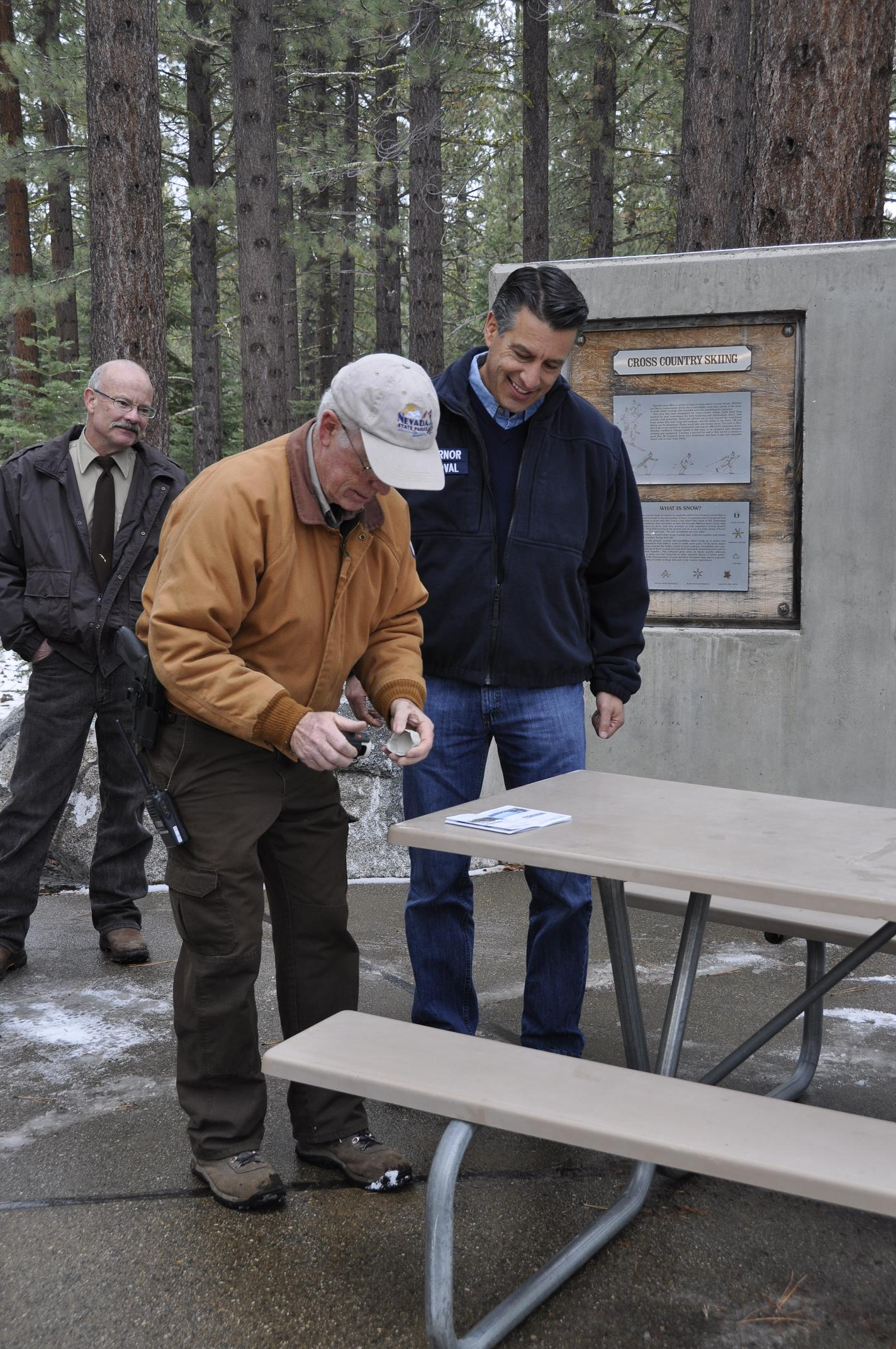 Nevada State Parks Passport Program launched