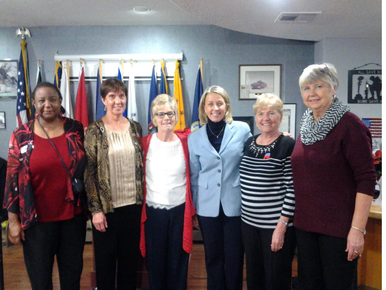 New officers installed for Mesquite Republican Women