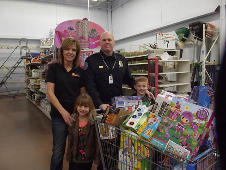MPD thanks community for donations