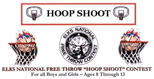 Annual Elks Hoop Shoot