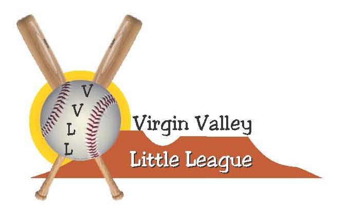 Virgin Valley Little League standings