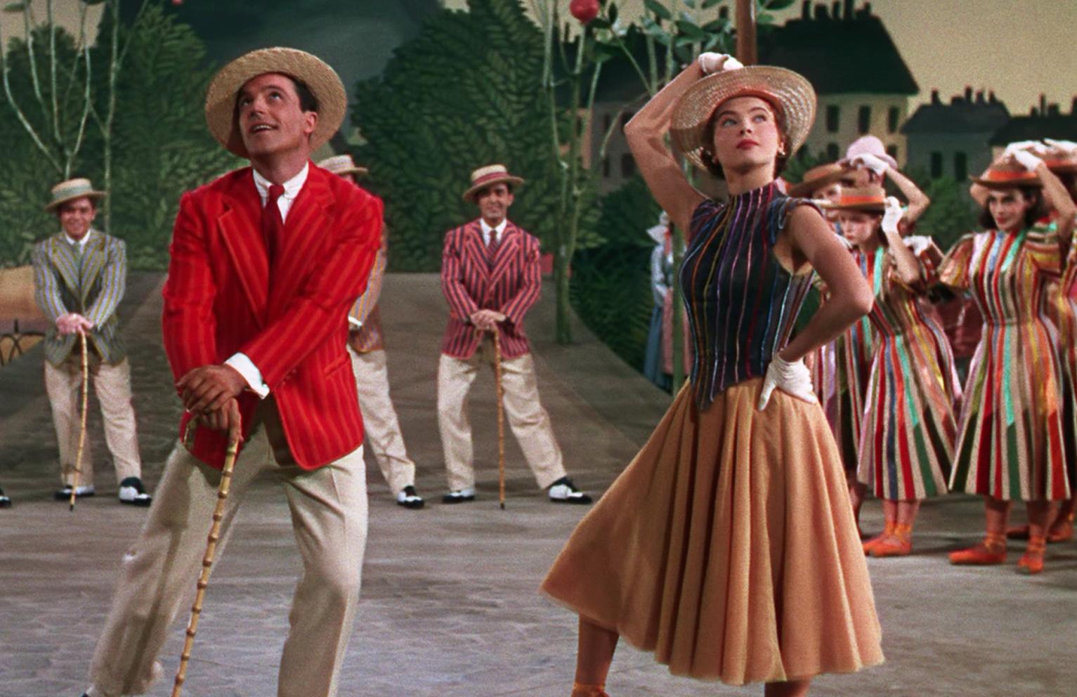 Leslie Caron Danced into Hollywood