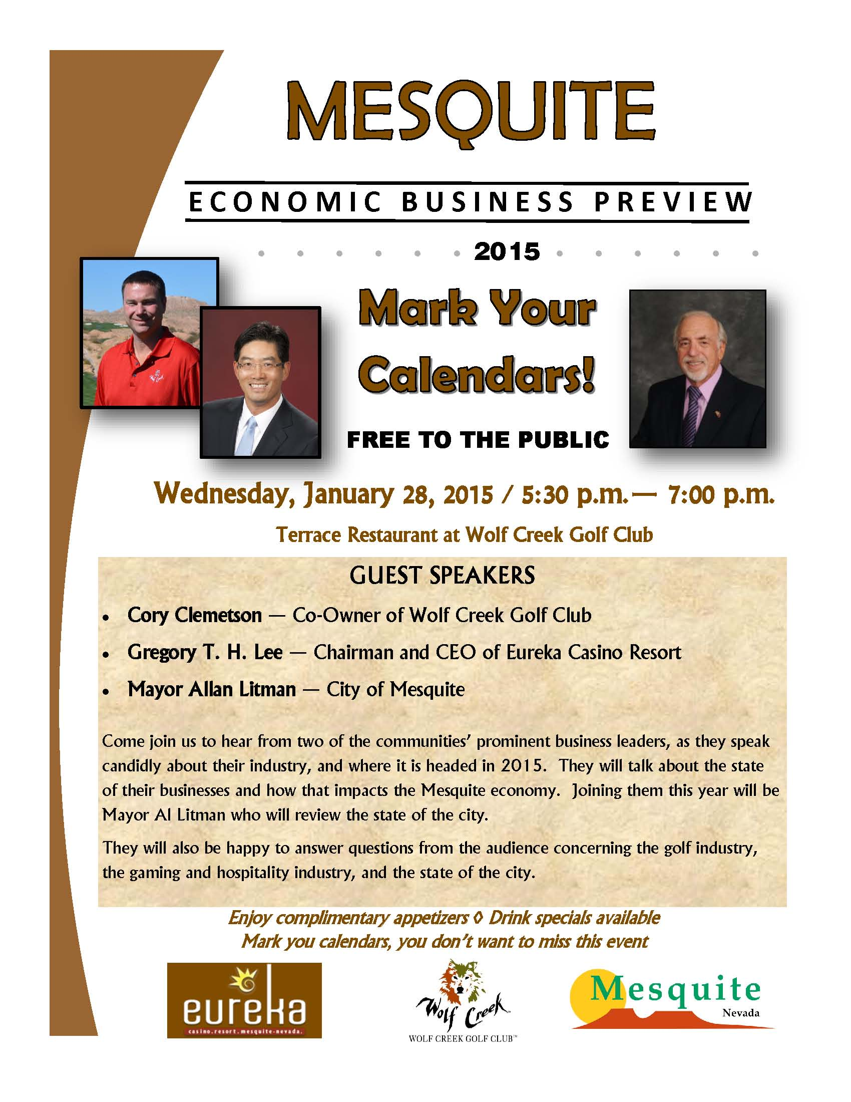 Economic Business Preview Wednesday