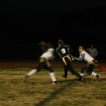 Graves leads Gridiron Gals over Warriors 27-6