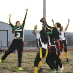 Gridiron Gals ride defense in rout of Chargers 39-13