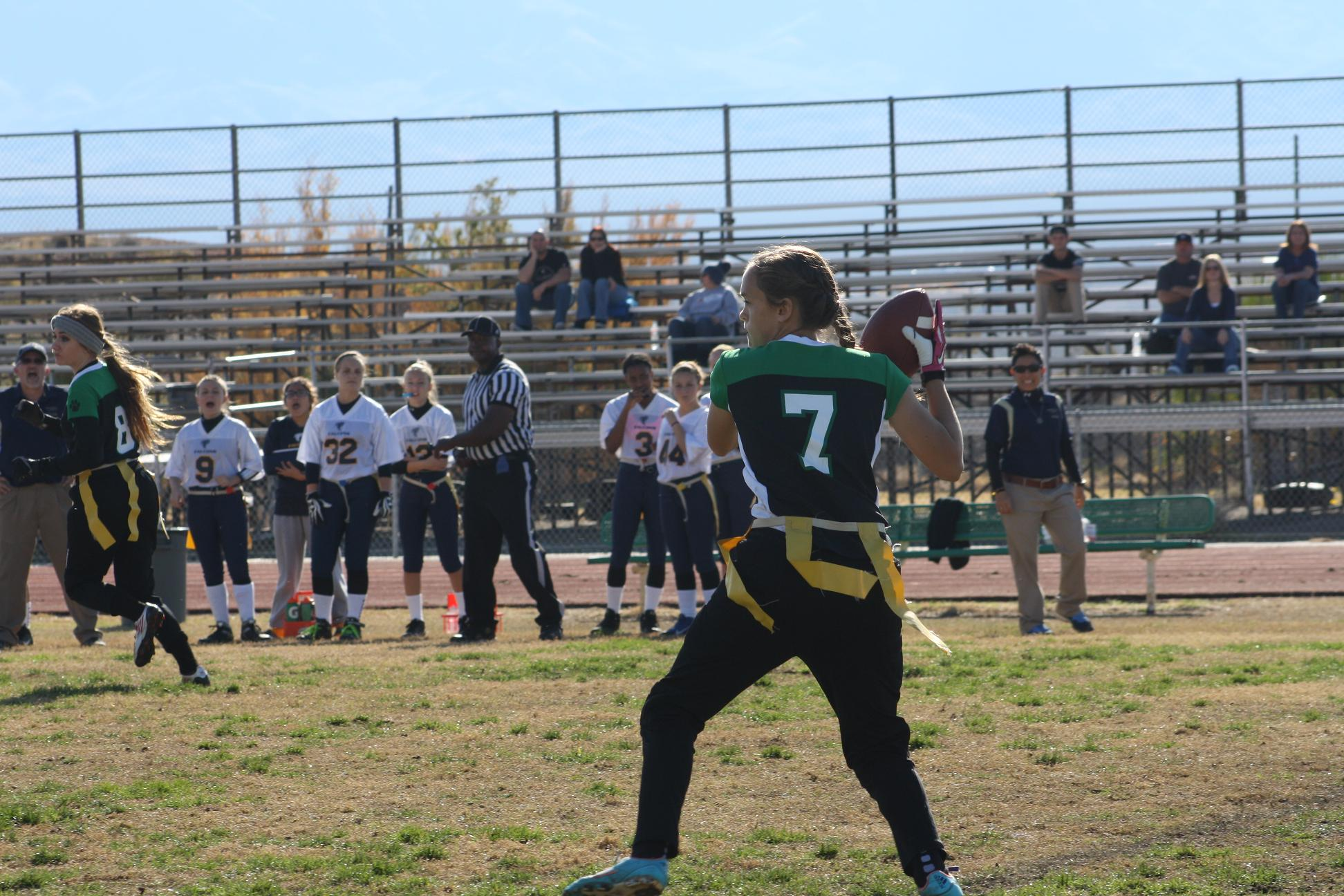 Gridiron Gals begin 2015 with 32-8 win over Rattlers