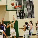 Lady Bulldogs find touch defeat Jaguars 55-51