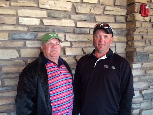 Five strokes separate leader board at first Challenge Tournament