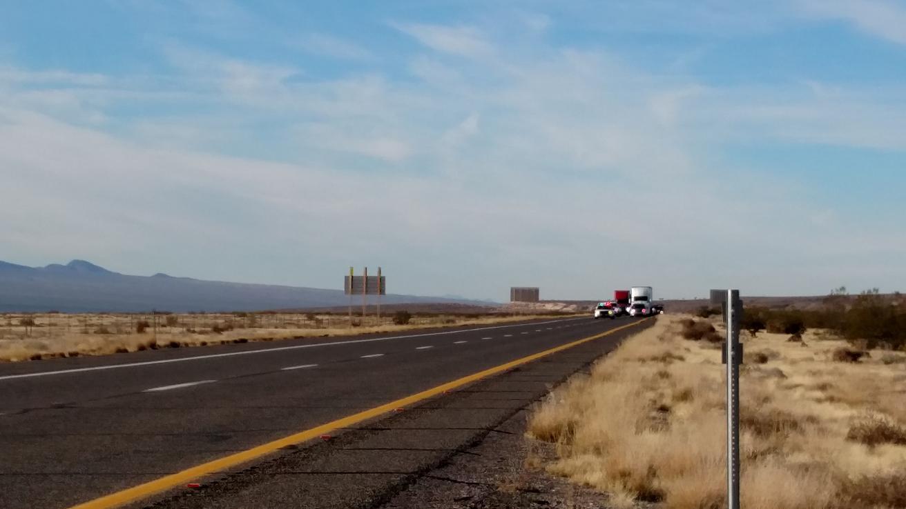 Repaving project on Interstate 15 begins next week in northwest Arizona