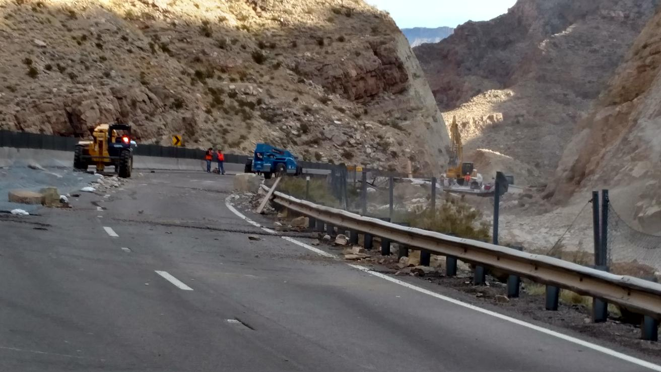 Motorists should be prepared for additional delays on Interstate 15 through Virgin River Gorge