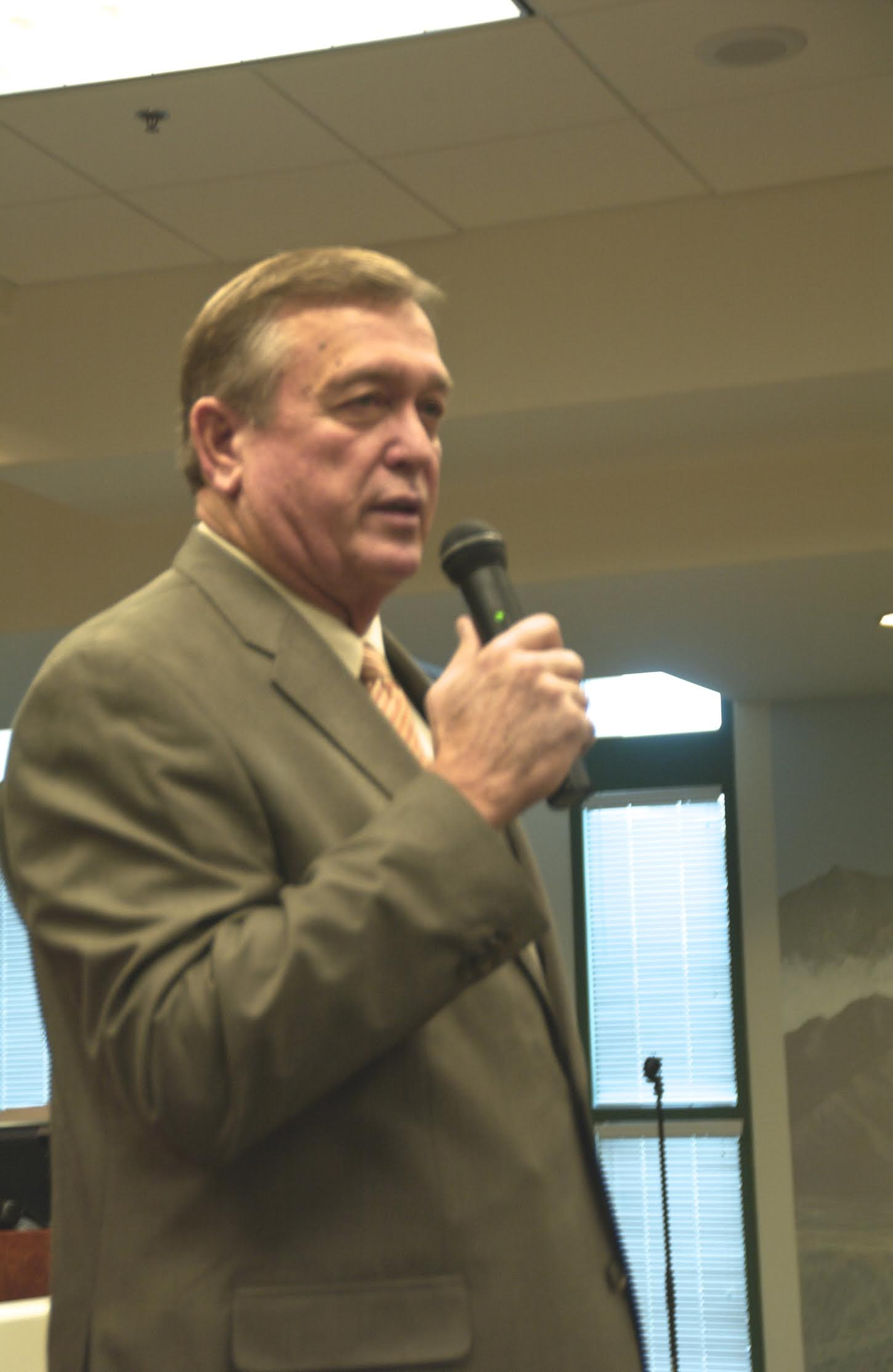 Internal Poll Shows Cresent Hardy Leading Potential Challengers