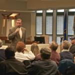 Congressman Hardy Holds Wide Ranging Town Hall