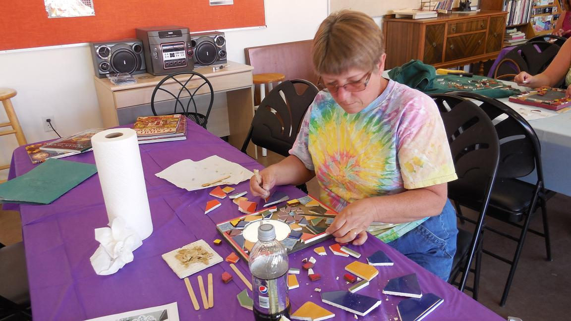 VVAA Offers Art Workshops
