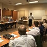 Council and City Staff set goals for next 12 months