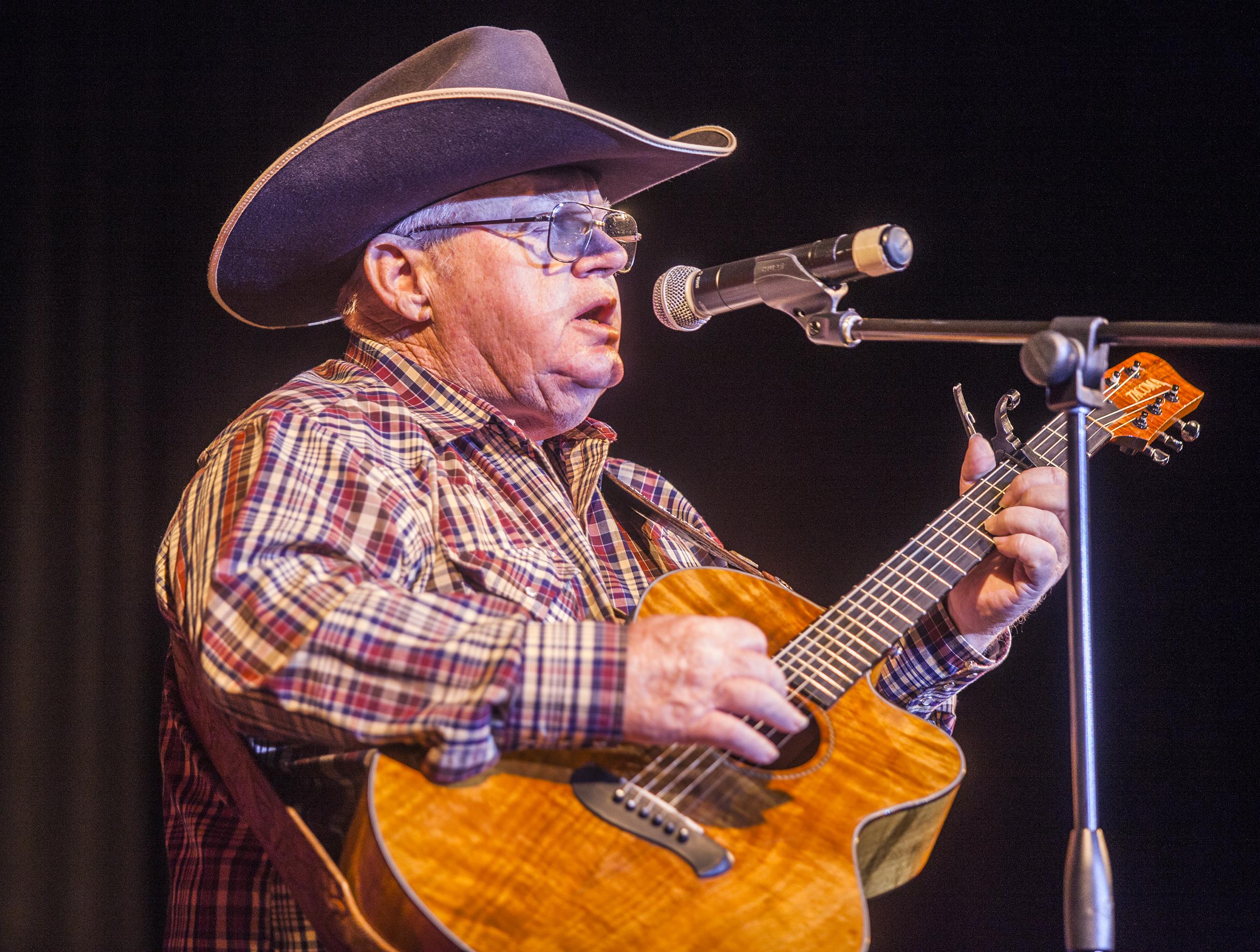 Cowboy Poets Wrangle up a Full House