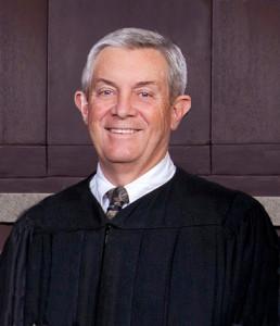 Chief Justice James W. Hardesty