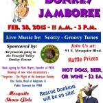 Second Annual Donkey Jamboree Saturday