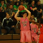 Cowboys trample Lady Bulldogs 51-33 in 'Play for Kay' game