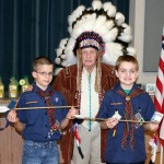 Pack members earn awards