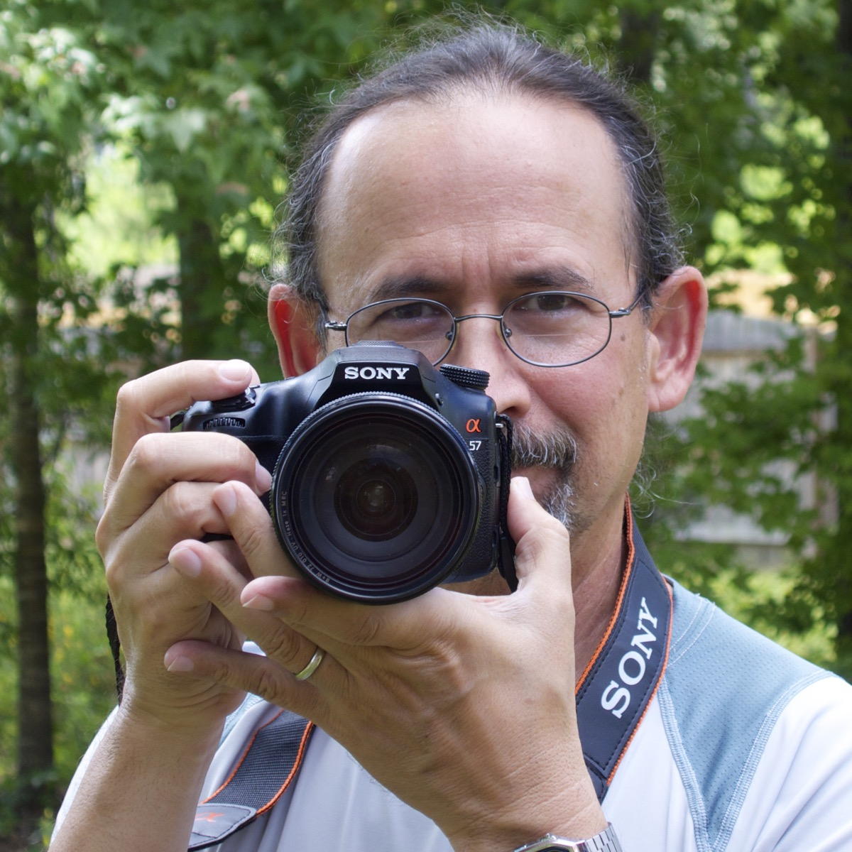 Boyarski teaches digital photography workshops