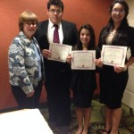 Mesquite Lions Announce 2015 Winner Of Student Speech Contest