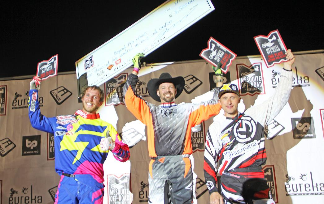 World-Class Racers Shine On and Off the Track at 3rd Annual Mesquite Off-Road Weekend