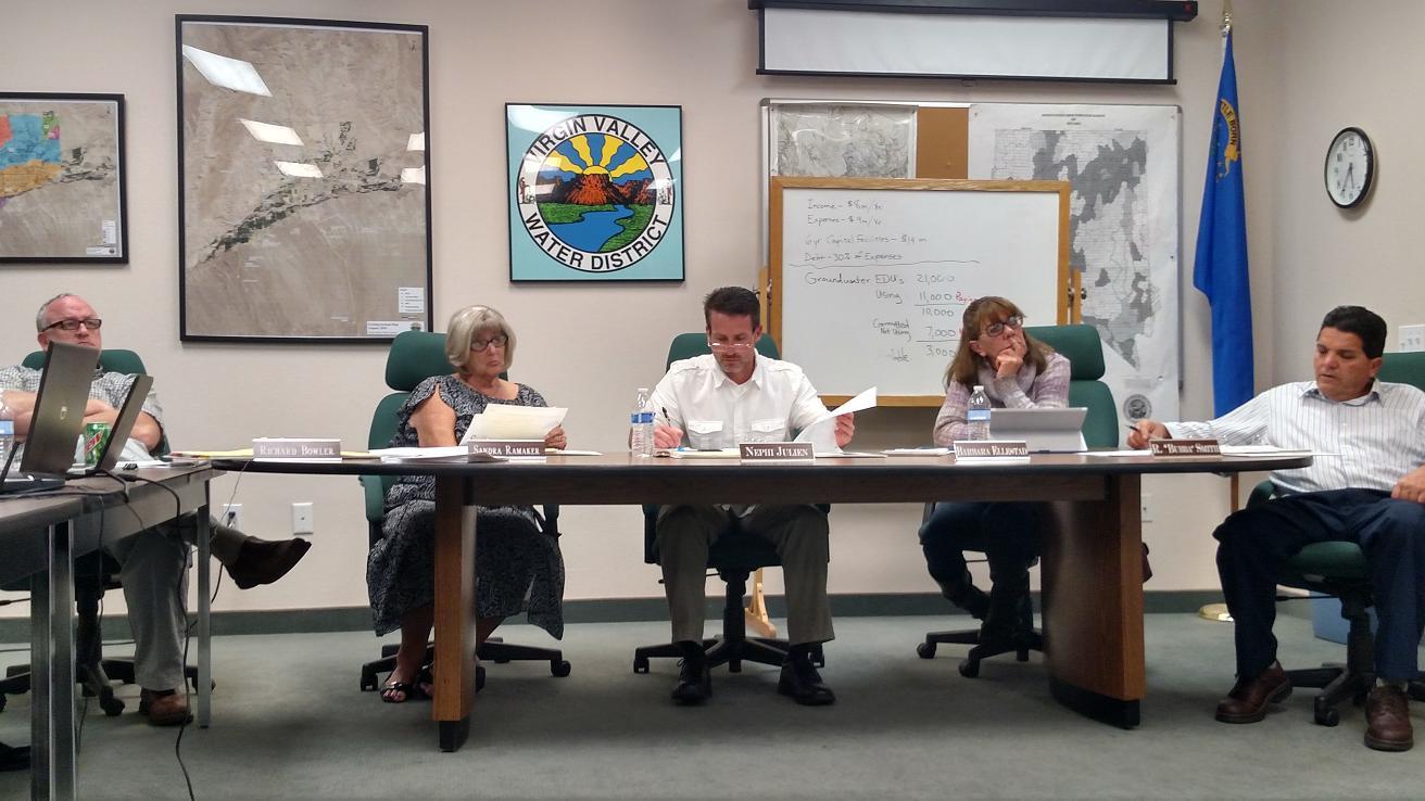 VVWD Board Answers Water Critics