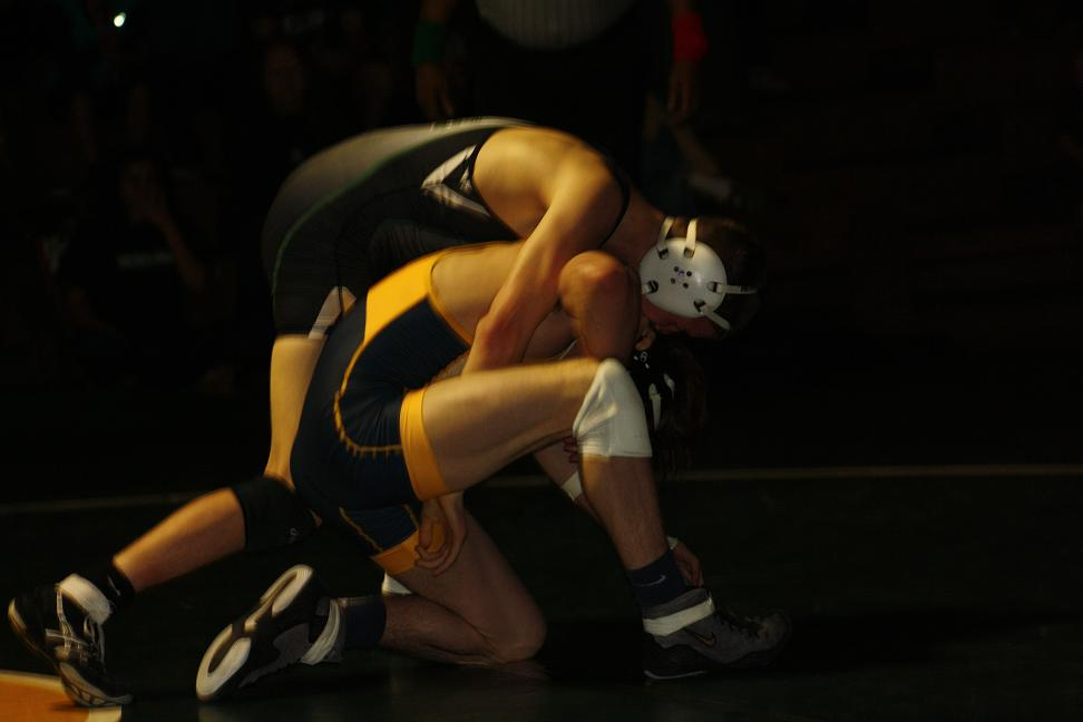 Bulldog grapplers place second at 1-A Zone meet