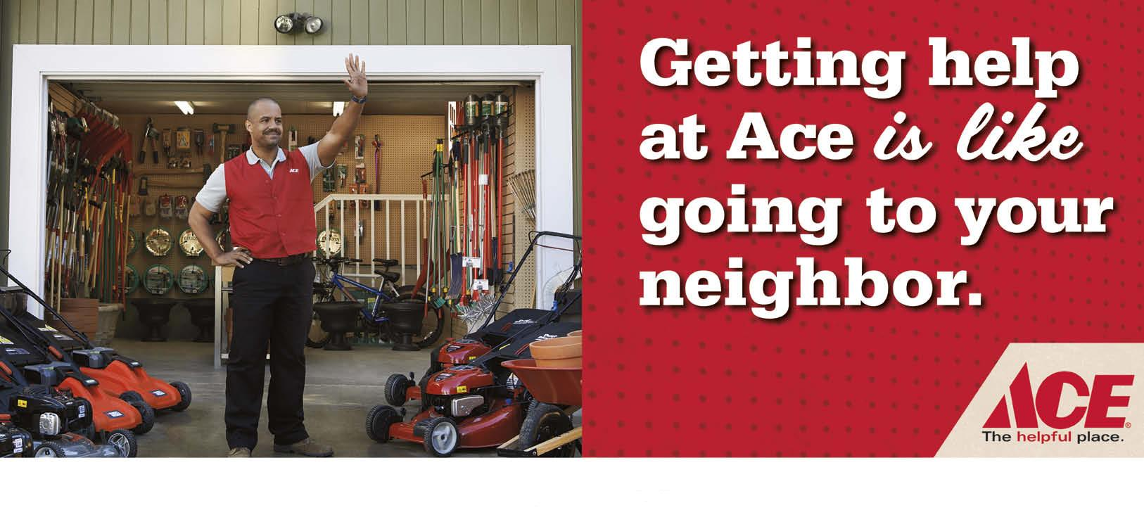 House & Home: Ace Hardware a valued part of the neighborhood