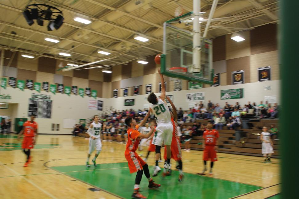 Chaparral squeaks by Bulldogs 54-49