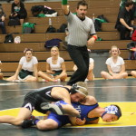 Bulldog wrestlers place third at NIAA State tournament