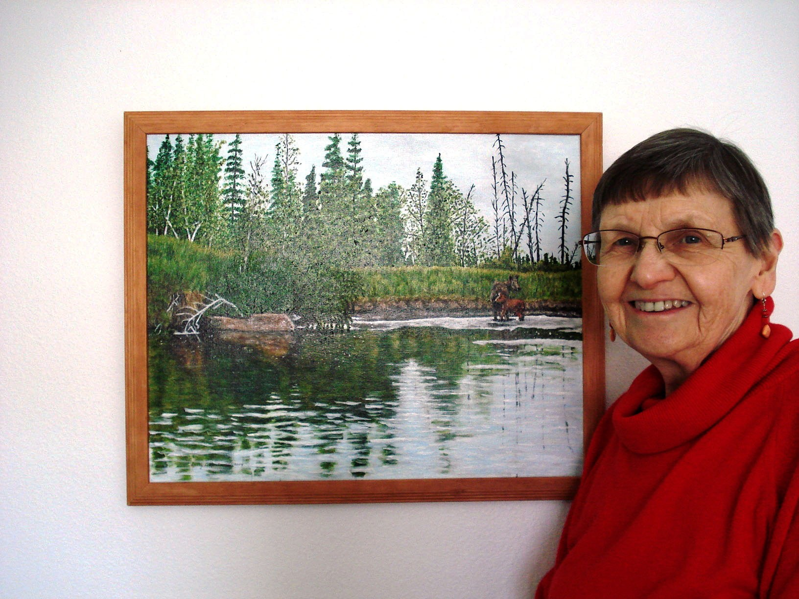 April Artist of the Month: Sally Leppala