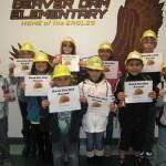 Awards at Beaver Dam Elementary School