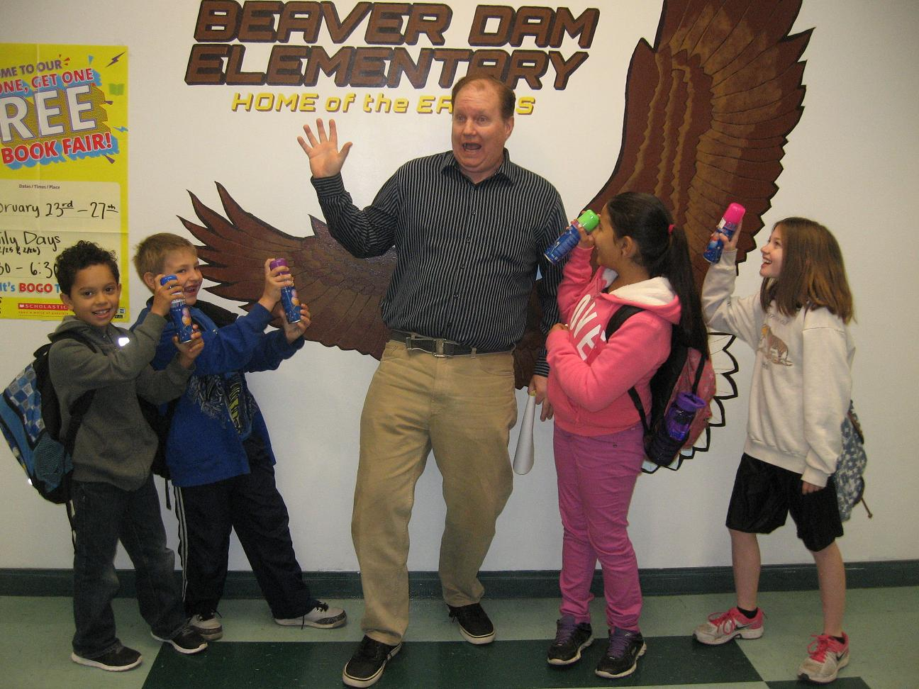 Math Matters at Beaver Dam Elementary School