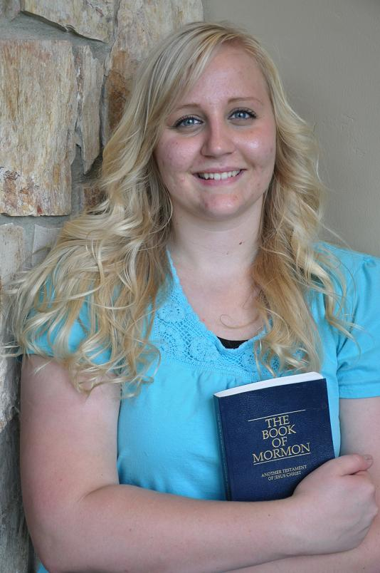 Sister Tara Hansen to speak Sunday