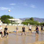 Mudd Volleyball returns for second year