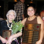 Jeanne Salerno receives Mesquite Salvation Army's Volunteer of the Year award