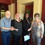 Mesquite Sunrise Rotary Club Awards Scholarships
