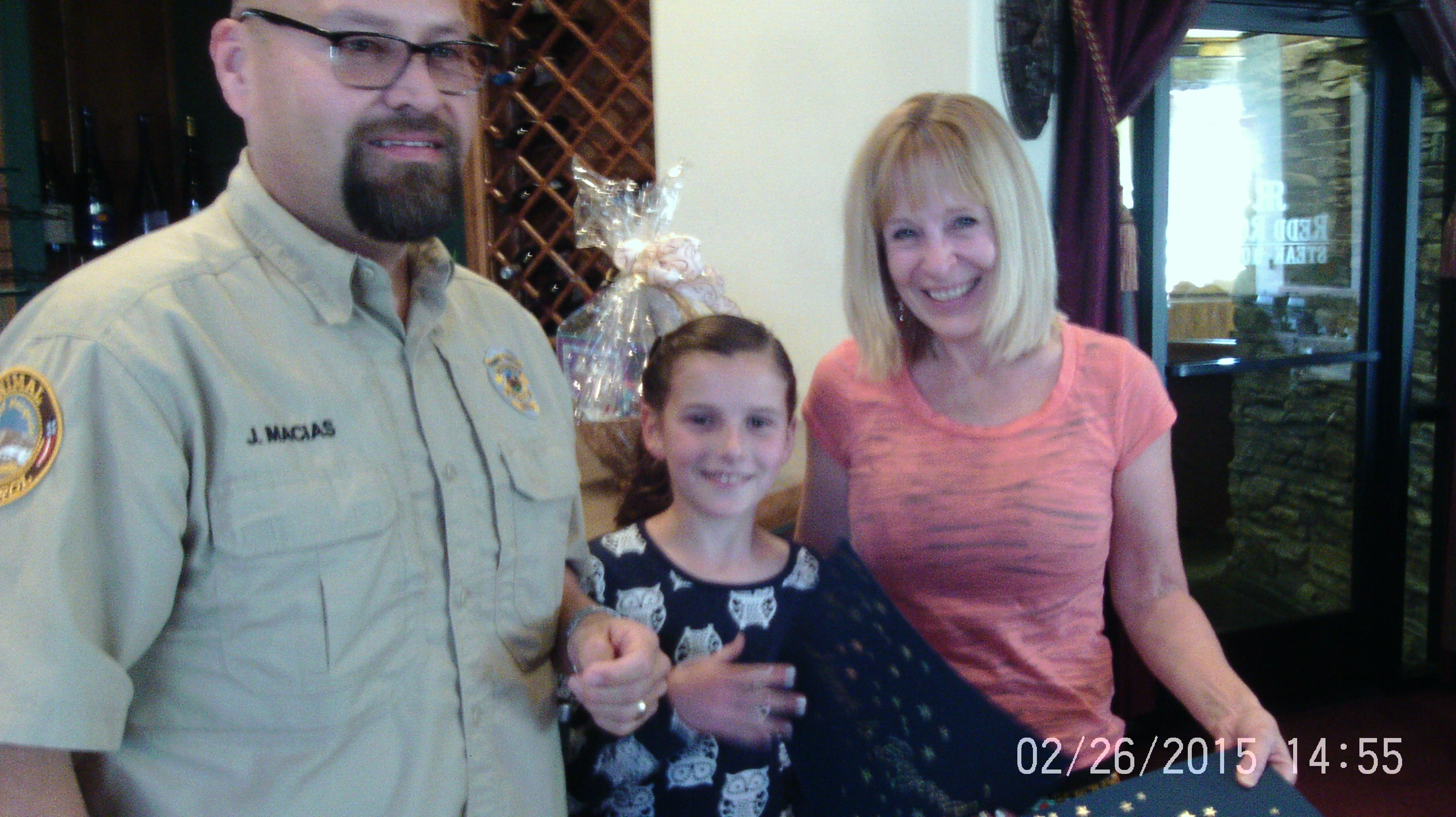 Mesquite Animal Shelter Luncheon honors two volunteers
