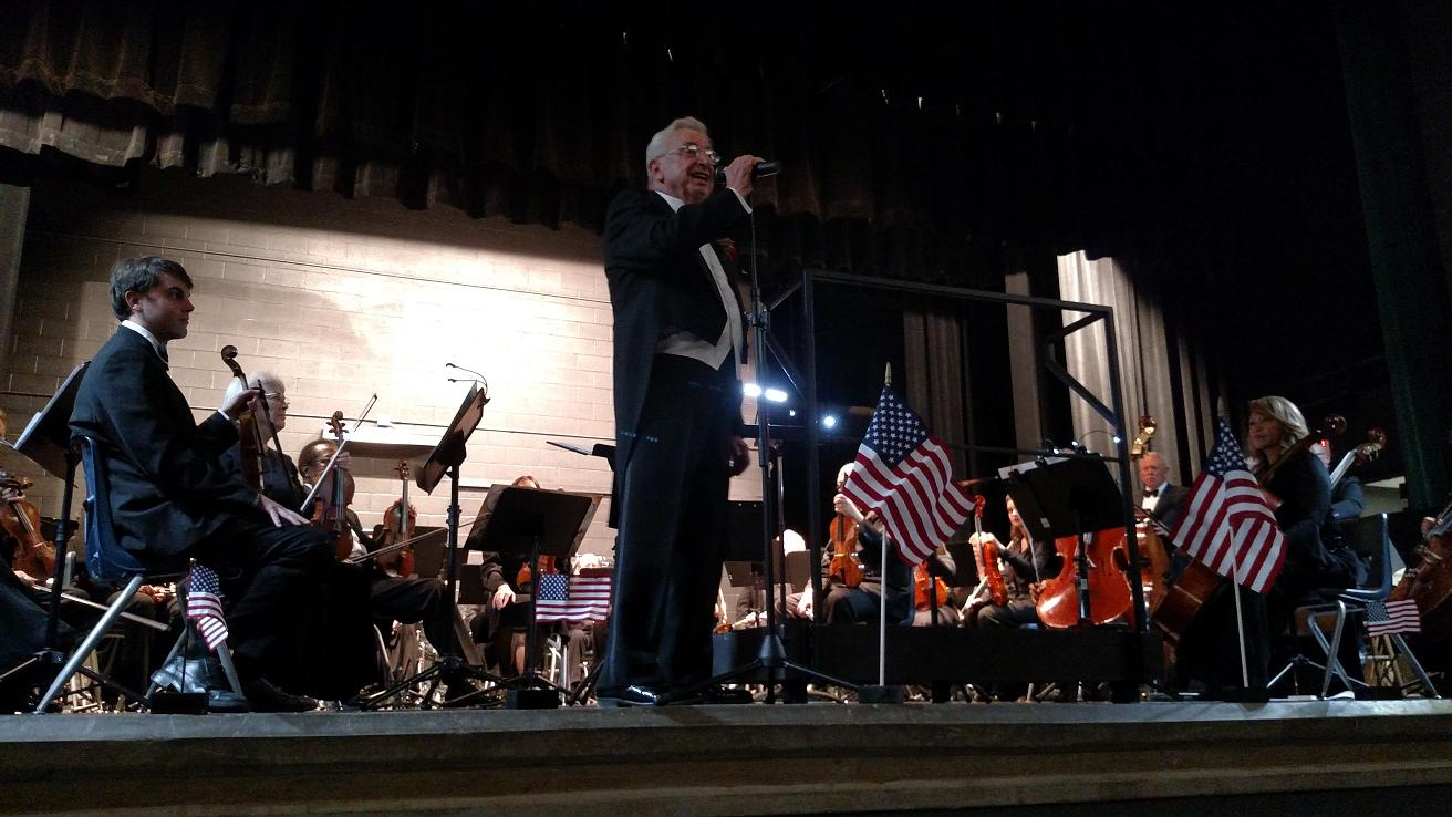 Symphony wows crowd, again